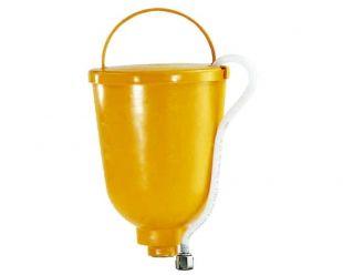 Bovenbeker 5 liter; M36x2