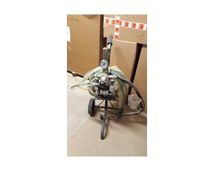 WAGNER PM 120 SP Wagen/Materiaaldrukregelaar (occasion)
