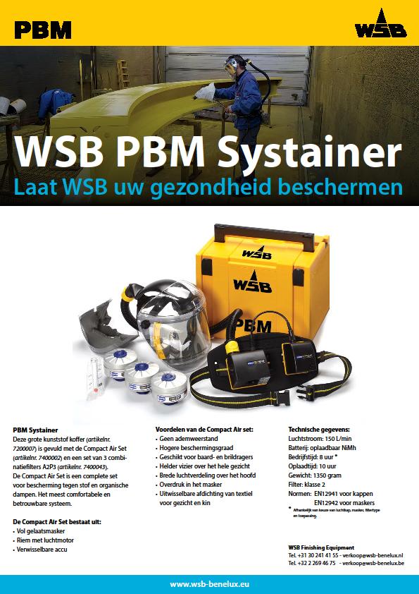 WSB PBM Systainer