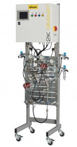 Plug & Play: WAGNER levert gebruiksklare meng- en doseersysteem voor verf
