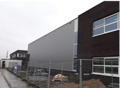 Update januari 2020: Het pand (vestiging Utrecht) is uitgebreid!
