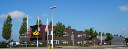 Nieuwbouw Centraal Distributie Centrum voor WSB Finishing Equipment  te Utrecht.